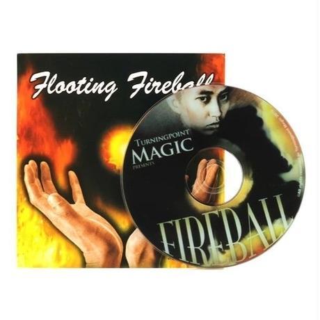 フローティング・ファイヤーボール【X0023】Floating Fireball Gimmick and DVD