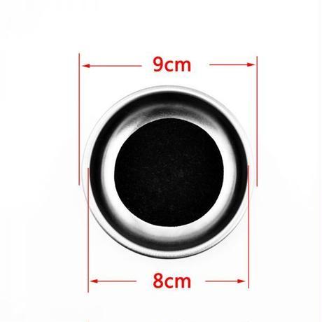 コインスルーグラス【G0828】Coin Thru Glass Coin Penetration by KING MAGIC