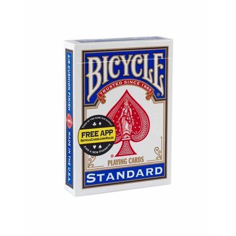 バイスクル・デック<ポーカーサイズ>(新ボックスタイプ)Bicycle Standard Poker Cards (New Box)