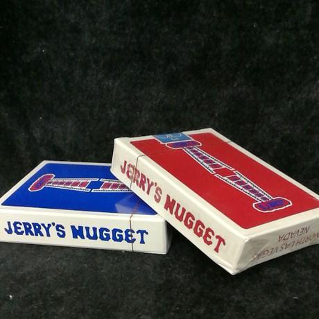 ジェリーズナゲット レプリカ赤【G1009】Jerry's Nugget replica