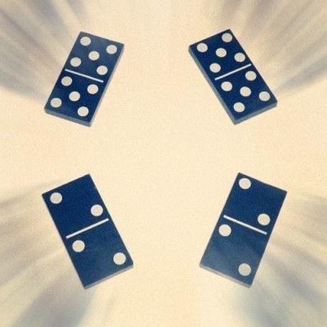 ディジードミノ【A1001】Dizzy Dominoes