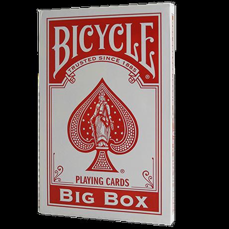 ビッグバイスクルカードM36429】【M35902】Big Bicycle Cards (Jumbo Bicycle Cards)