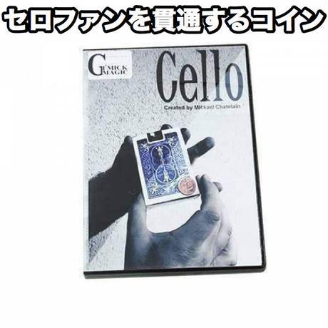 セロ【F0042】CELLO By Mickael Chatelain