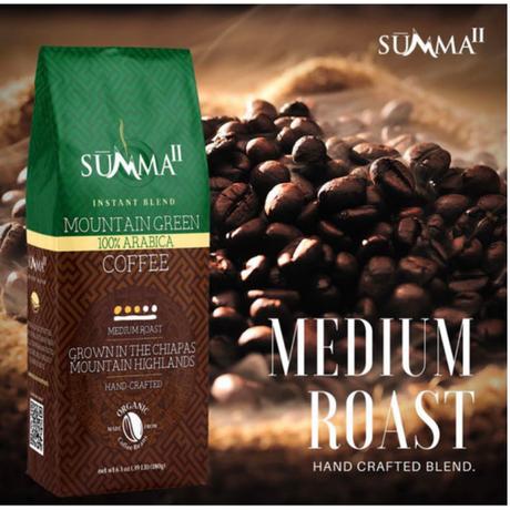 SUMMAⅡ インパクトスマカフェ グリーンコーヒー