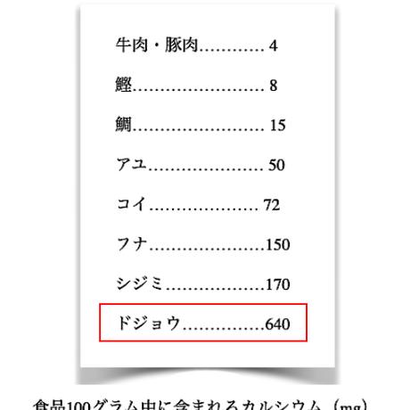 【冷凍】ドジョウ / 30g × 5袋