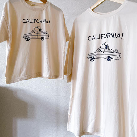 【即納】mom&dad:california-T