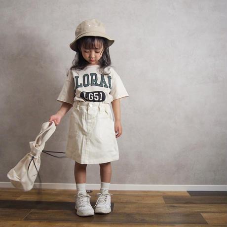 【即納】ボックスショートスカート