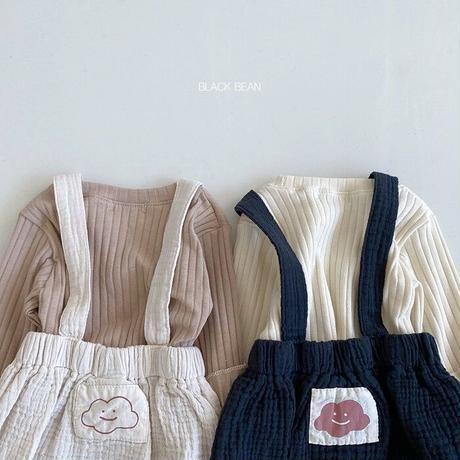 【ご予約】ベビートップスサロペットセット