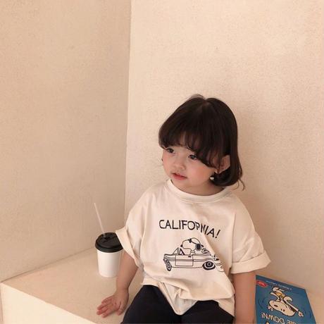 【即納】kids:california-T