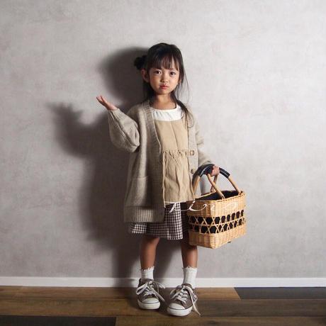 【即納】ロングニットカーディガン