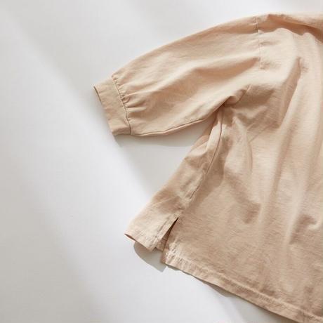 【即納】コットンルーズTシャツ