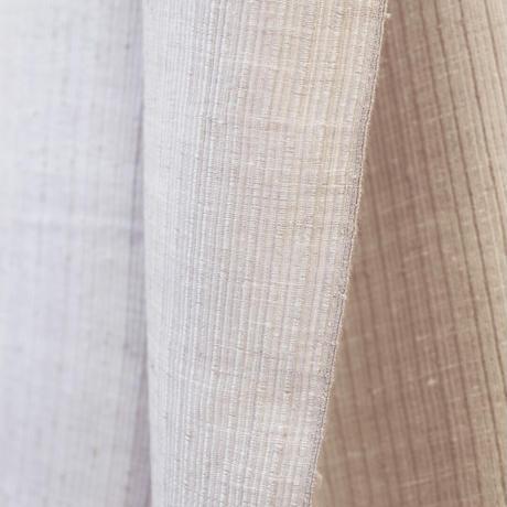 結城紬のショール 育てる網代 呼応(こおう) 55633-4WCBGE 絹100%  日本製