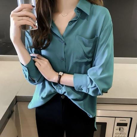 カラーシャツ(3色)