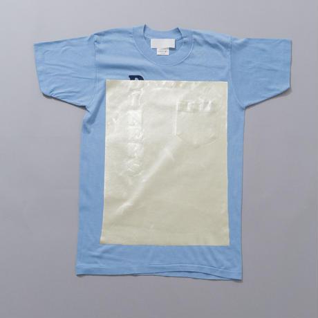 T-shirts  BLUE /001