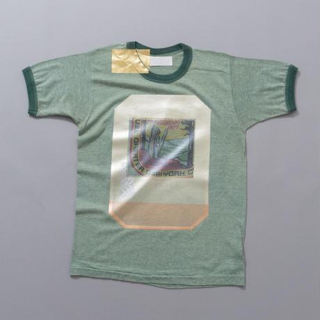 T-shirts  GREEN /001