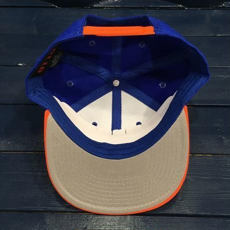 "STREET GAME CAP  ""SG"" (Blue/Orange)"