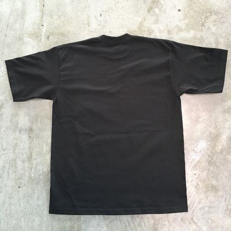 STREETGAME PHOTO.T-shirt/SG(Heavy Weight)(Black)