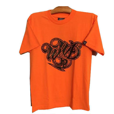 WILDWESTDAYS  .T / JP (Heavy Weight) (neon orange / black)