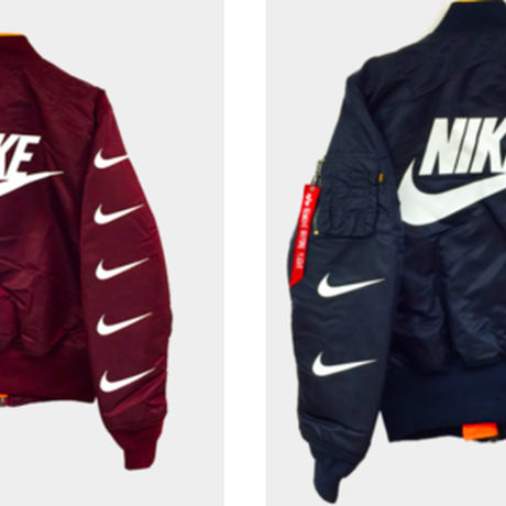 NIKE MA-1 JACKET (Beaverton's Most Wanted)