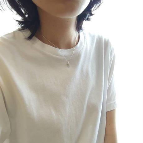 ミニハート型チャーム シルバー925 ネックレス
