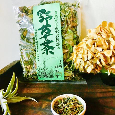 【数量限定販売!】野草茶(60g×2袋)《三重県津市美杉町・坂本屋》【大人気につき再入荷!】