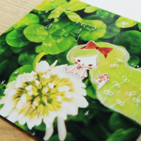 ポストカード - 小さな願い -