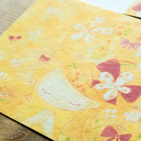 ポストカード - 虹色の森 -