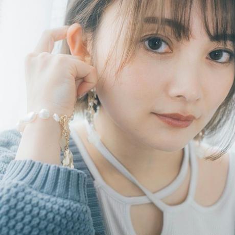 yukino_selec† × Cilsoie ×❄︎   トロリウス  ブレスレット・ムーンライトホワイト