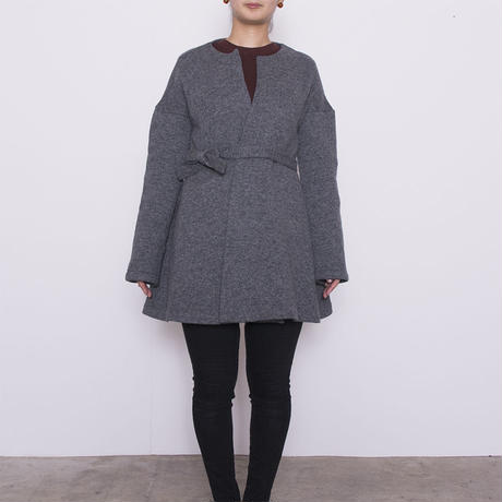 conic gown jacket / cart