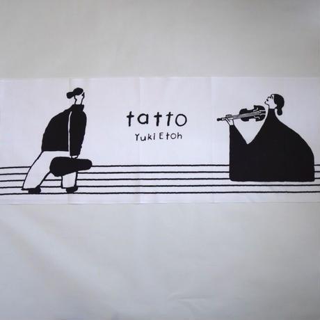 tatto 手ぬぐい