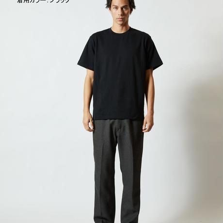 ユニクロっぽいヤーガン族Tシャツ ブラック メンズ