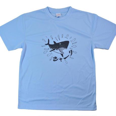 スポーツTシャツ「シャーク」 メンズ