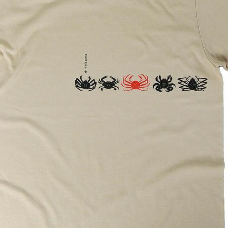 食用蟹Tシャツ レディース
