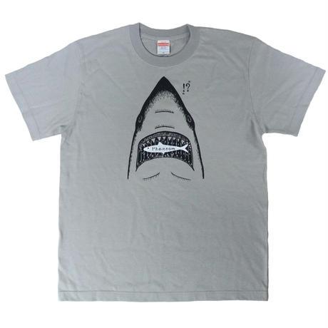 残念…それは幻だ サメTシャツ メンズ