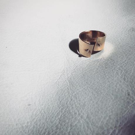 SLIT RING :brass