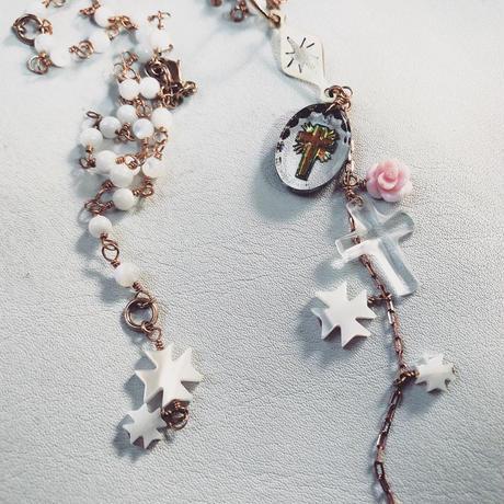 STELLA E  CROCE choker &necklace