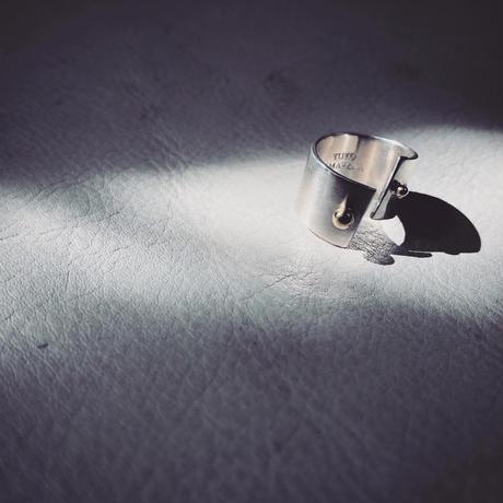 SLIT RING:silver