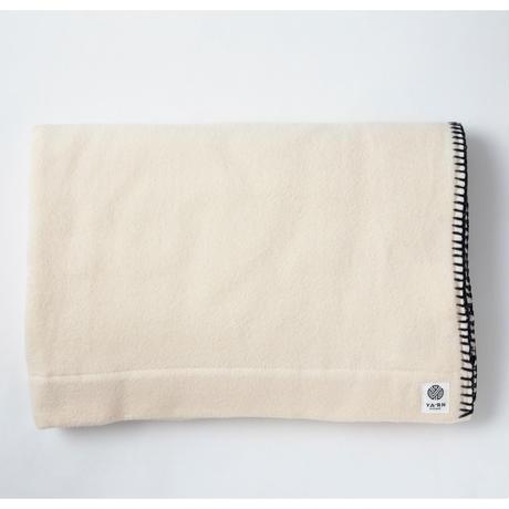 OZU アンゴラハーフブランケット 100 × 150 cm