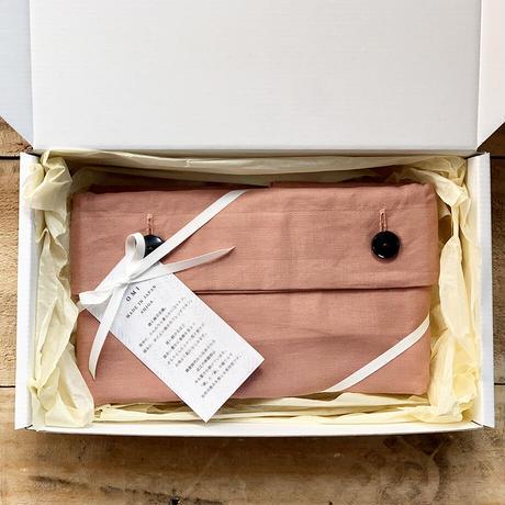 【GIFT】OMI ピローケース (封筒タイプ) 2枚セット