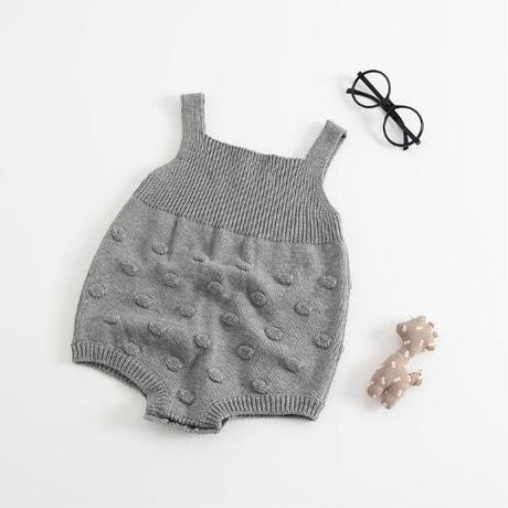 Baby Knit Roompers