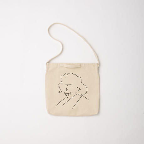 """2WAY Tote bag """"Relativity"""""""