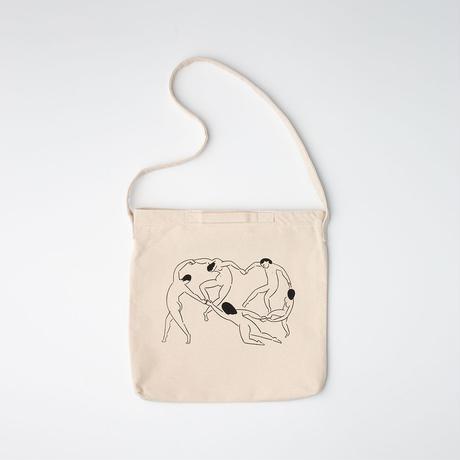 """2WAY Tote bag """"Dance"""""""