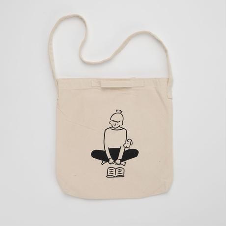 """2WAY Tote bag """"Book"""""""