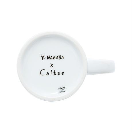 """Mug """"Yu Nagaba x Calbee"""""""
