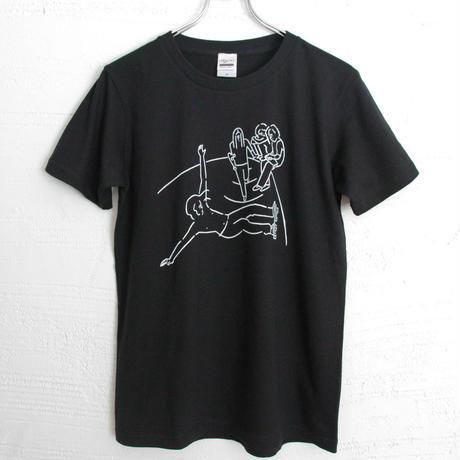 T-shirt Dogtown - Black -