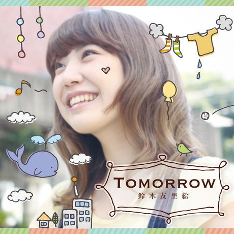 3rd ALBUM『TOMORROW』