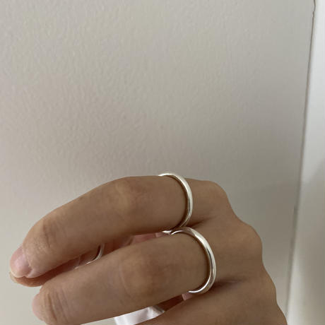 oo.ring / silver925
