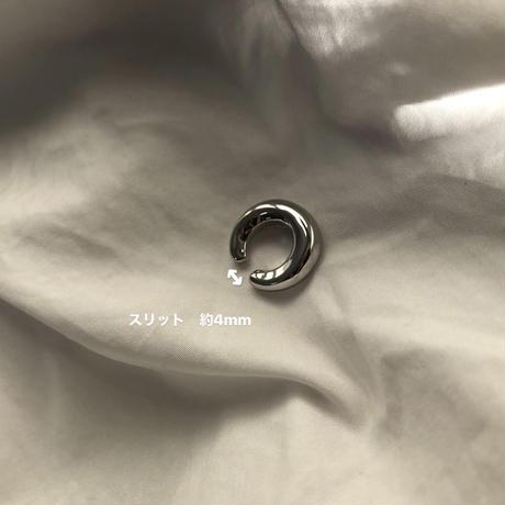 bb. ss ring / silver