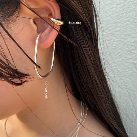 oo.ear cuff / silver925
