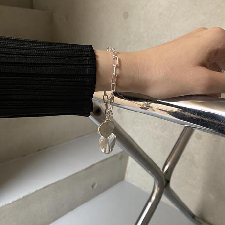 OH.glass silver926 bracelet